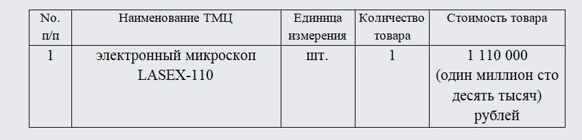 Акт приема-передачи на ответственное хранение. Часть 1